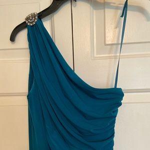 Ralph Lauren Floor Length Gown